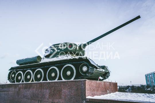 Якутск. Площадь Победы